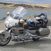 New (to us) Goldwing gl1800